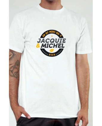T-shirt Jacquie & Michel n°2 - T-Shirts J&M