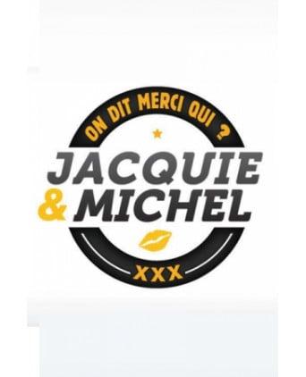 T-shirt Jacquie et Michel n°2 - blanc - T-shirts Homme