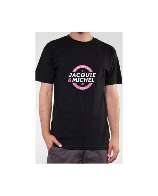 T-shirt Jacquie & Michel n°4 - T-Shirts J&M