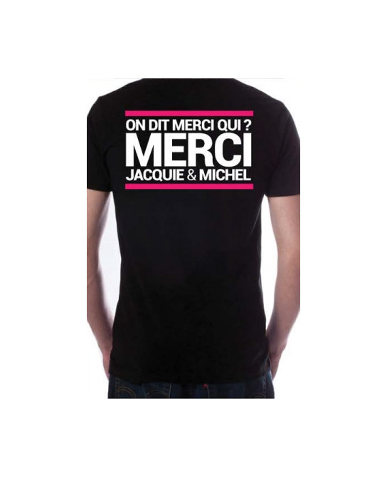 T-shirt Jacquie & Michel n°7 - T-Shirts J&M