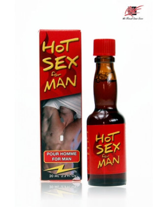 Hot sex Men - Aphrodisiaques homme