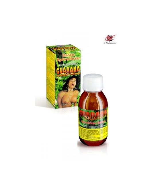 Guarana zn spécial (100 ml) - Aphrodisiaques couple