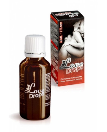 Love Drops - stimulant sexuel - Aphrodisiaques couple