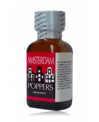 Poppers Amsterdam 24 ml - Poppers
