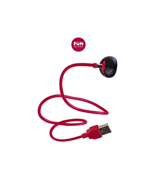 Chargeur magnétique USB - Accessoires sextoys