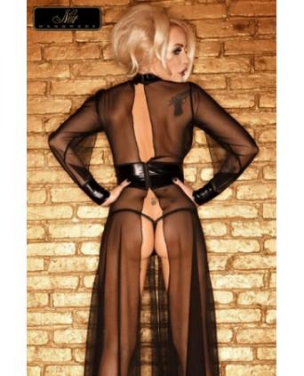 Robe fendue Sibylle - Robes sexy
