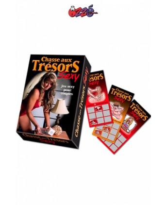 Chasse au trésor Sexy - Jeux couple