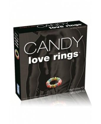 Candy love rings - Bonbons