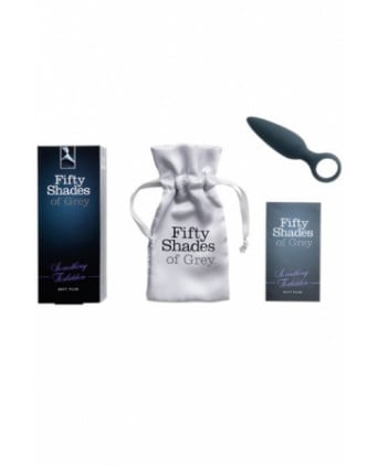 Plug anal silicone - Fifty Shades Of Grey - Plugs , anus pickets