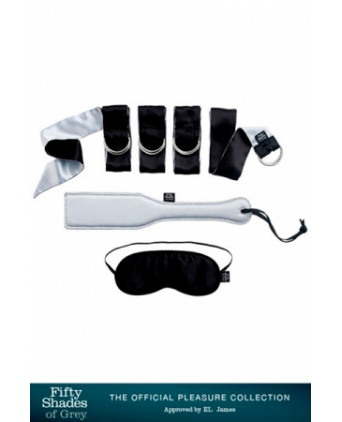 Kit bondage - Fifty Shades Of Grey - Accessoires SM