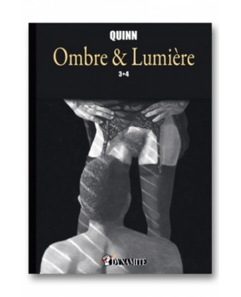 Ombre & Lumière - tome 3 et 4 - BD érotiques