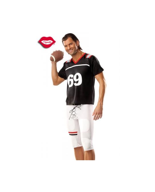 Costume Footballeur Américain 69 - Déguisements homme