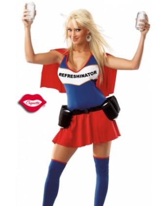 Costume Refreshinator - Déguisements femme