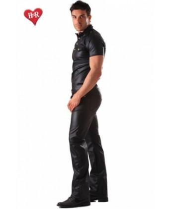 Jeans faux cuir Classic Cut - Lingerie vinyle homme