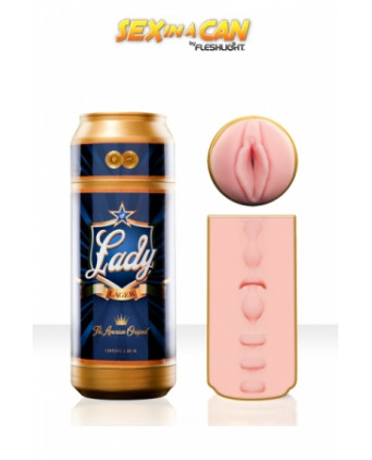 Sex in a can - Lady Lager - Masturbateur Fleshlight