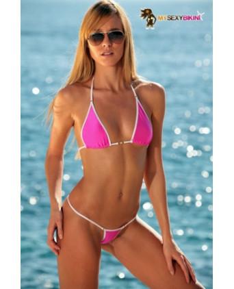 Maillot string Palm Beach - Maillots de bain
