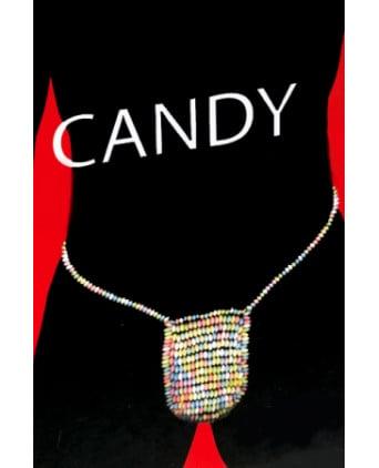 String bonbon homme - Accessoires coquins