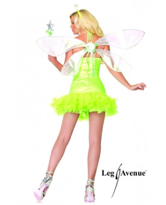 Costume sexy Elfe - Déguisements femme