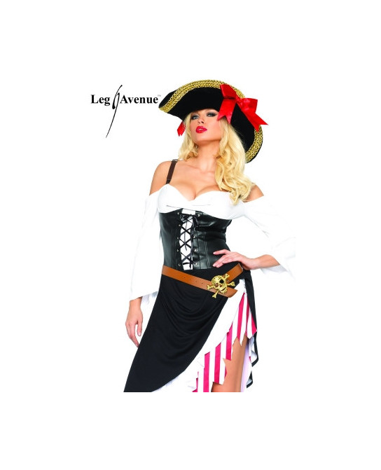 Costume sexy Pirate - Déguisements femme
