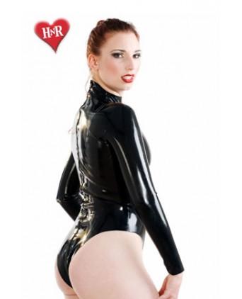 Baroness Body latex - Lingerie vinyle femme