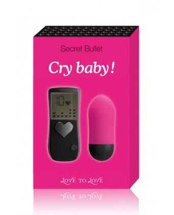 Secret Bullet Cry Baby - Import busyx