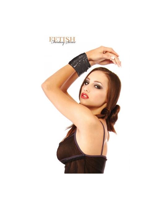 Ruban BDSM noir - Accessoires SM