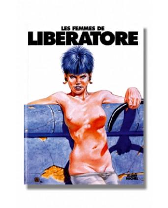 Les femmes de Liberatore - BD érotiques