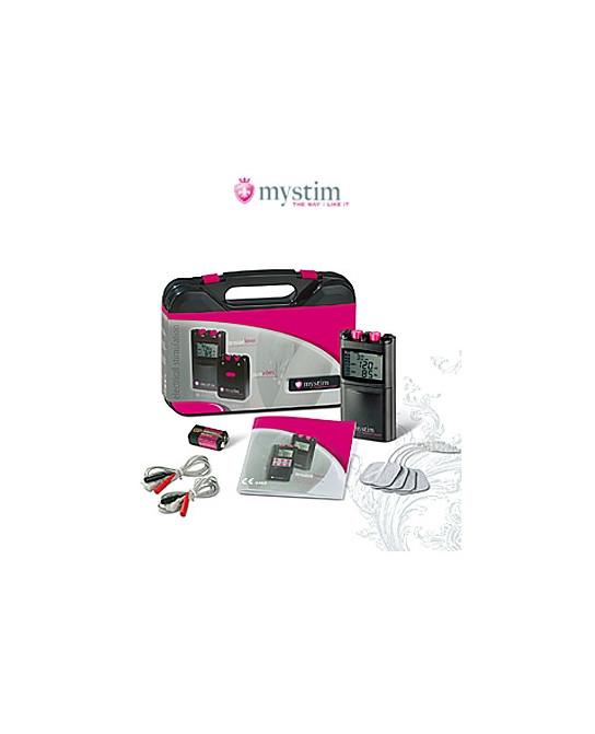 Malette Mystim Tension Lover 7 fonctions - Électro-stimulation