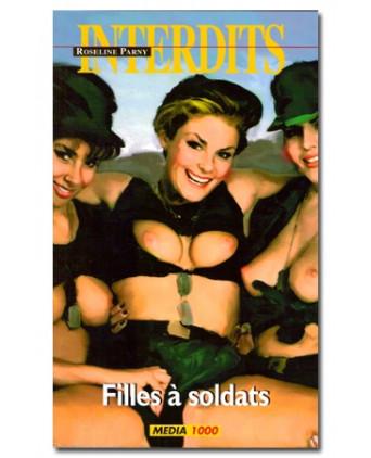 Filles à soldats - Romans Porno