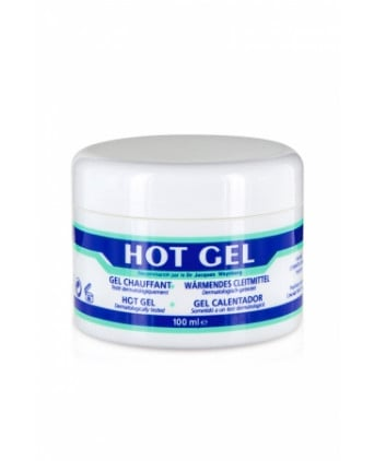 Lubrifiant chauffant Hot gel - Lubrifiants anal