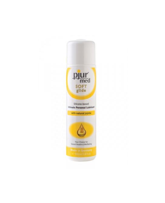 Lubrifiant Pjur Med Soft glide 100ml - Lubrifiants silicone