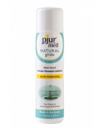 Lubrifiant Pjur Med Natural Glide 100ml - Lubrifiants base eau