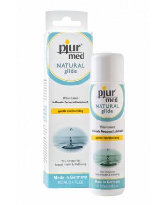 Lubrifiant Pjur Med Natural Glide 100ml - Lubrifiants base eau