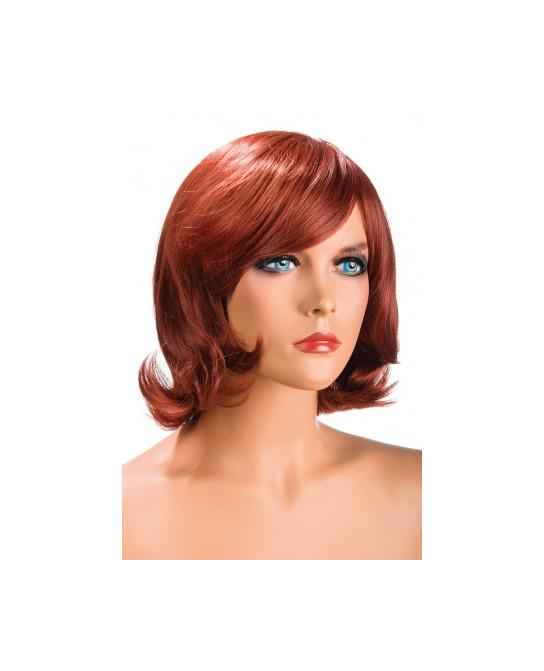 Perruque Victoria rousse - Perruques femme