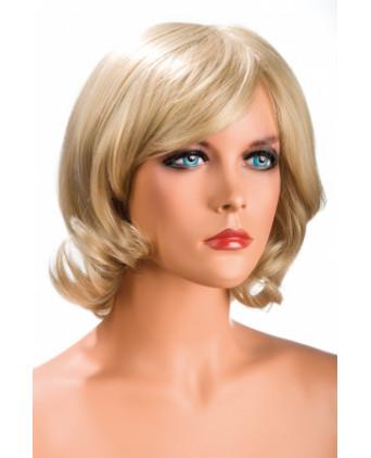 Perruque Victoria blonde - Perruques femme
