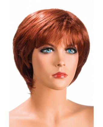 Perruque Sofia rousse - Perruques femme