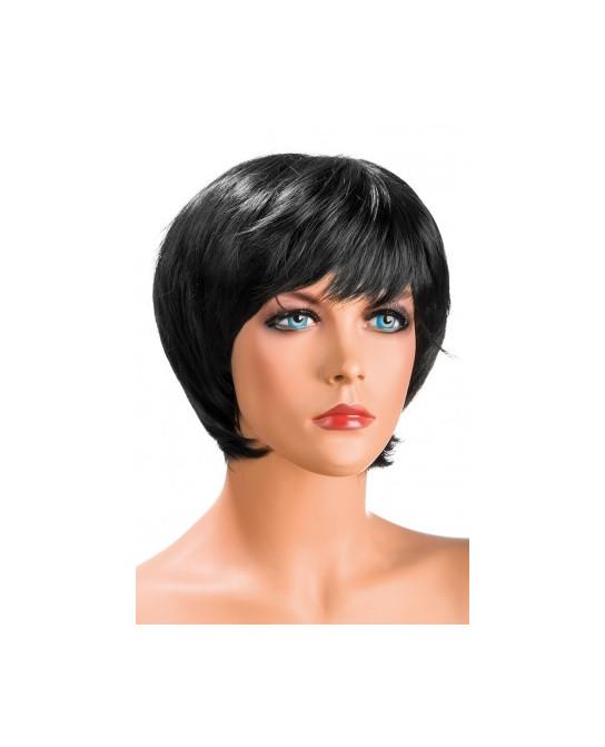 Perruque Sofia brune - Perruques femme