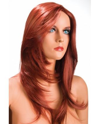 Perruque Olivia rousse - Perruques femme