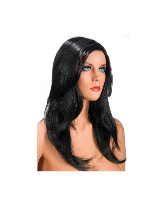 Perruque Olivia brune - Perruques femme