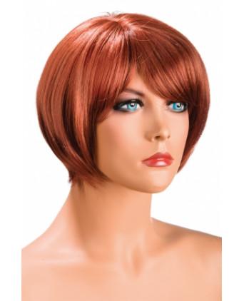 Perruque Mia rousse - Perruques femme