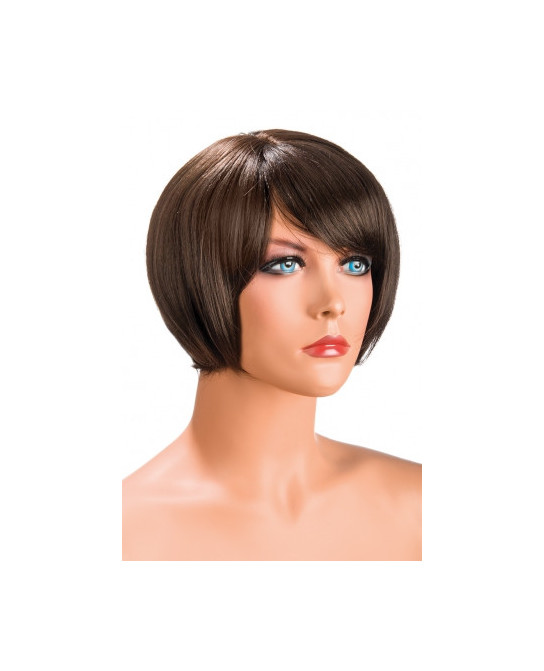 Perruque Mia châtain - Perruques femme