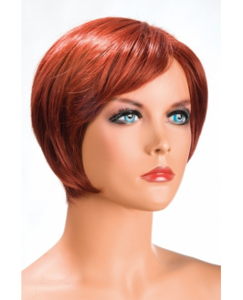 Perruque Daisy rousse - Perruques femme