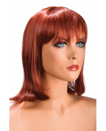 Perruque Camila rousse - Perruques femme