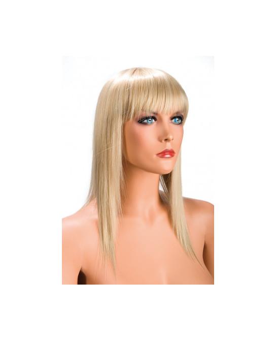 Perruque Allison blonde - Perruques femme
