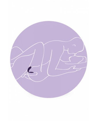Sextoy pour couple Partner Plus télécommandé - En couple