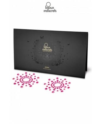 Bijoux de seins Mimi rose - Bijoux seins