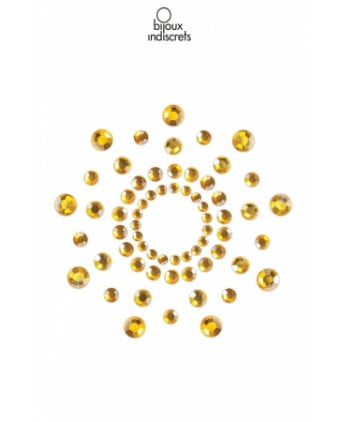 Bijoux de seins Mimi dorés - Bijoux seins