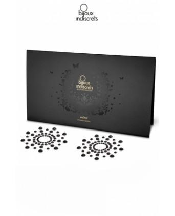 Bijoux de seins Mimi noirs - Bijoux seins