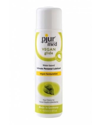 Lubrifiant Pjur Med Vegan glide 100ml - Lubrifiants base eau