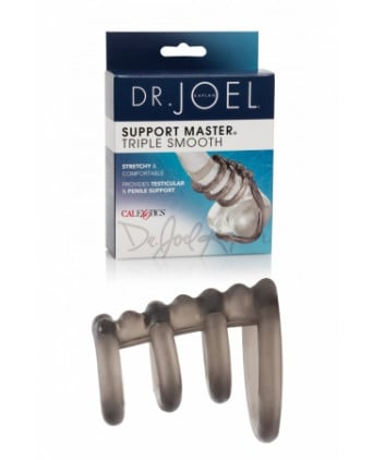 Cockring Support Master triple smooth - Anneaux péniens